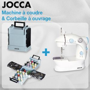 machine a coudre jocca