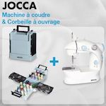 mini machine a coudre jocca