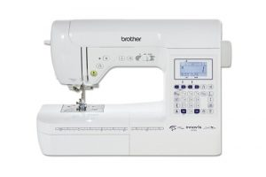machine a coudre pro Brother Innovis Serie F410